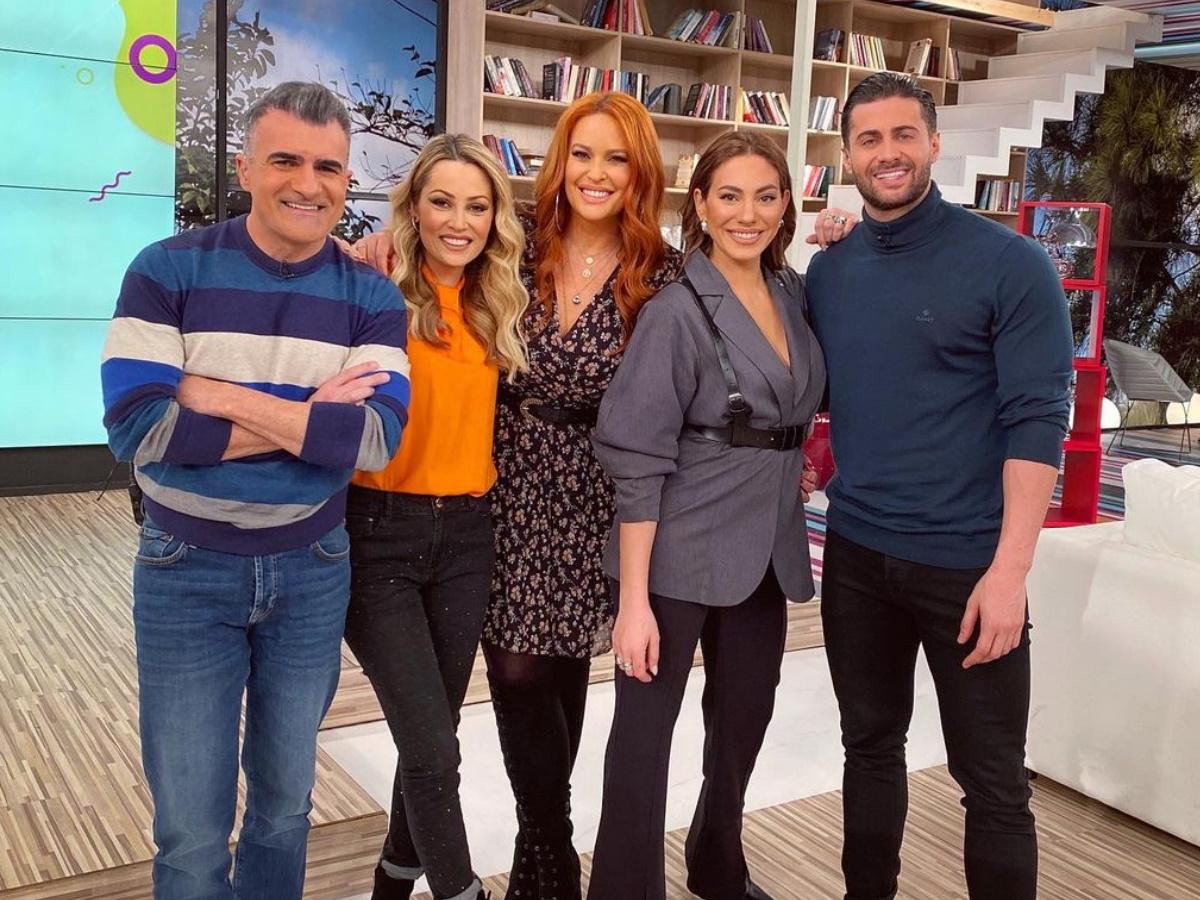 """Σταματόπουλος – Βασάλος: Έλυσαν τις διαφορές τους – """"Εκνευρίστηκα, δεν μου το έχει κάνει κανένας αυτό"""""""