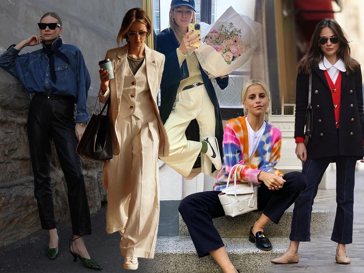 Αυτό το ΣΚ παίρνουμε ιδέες για casual ντύσιμο από τα it girls