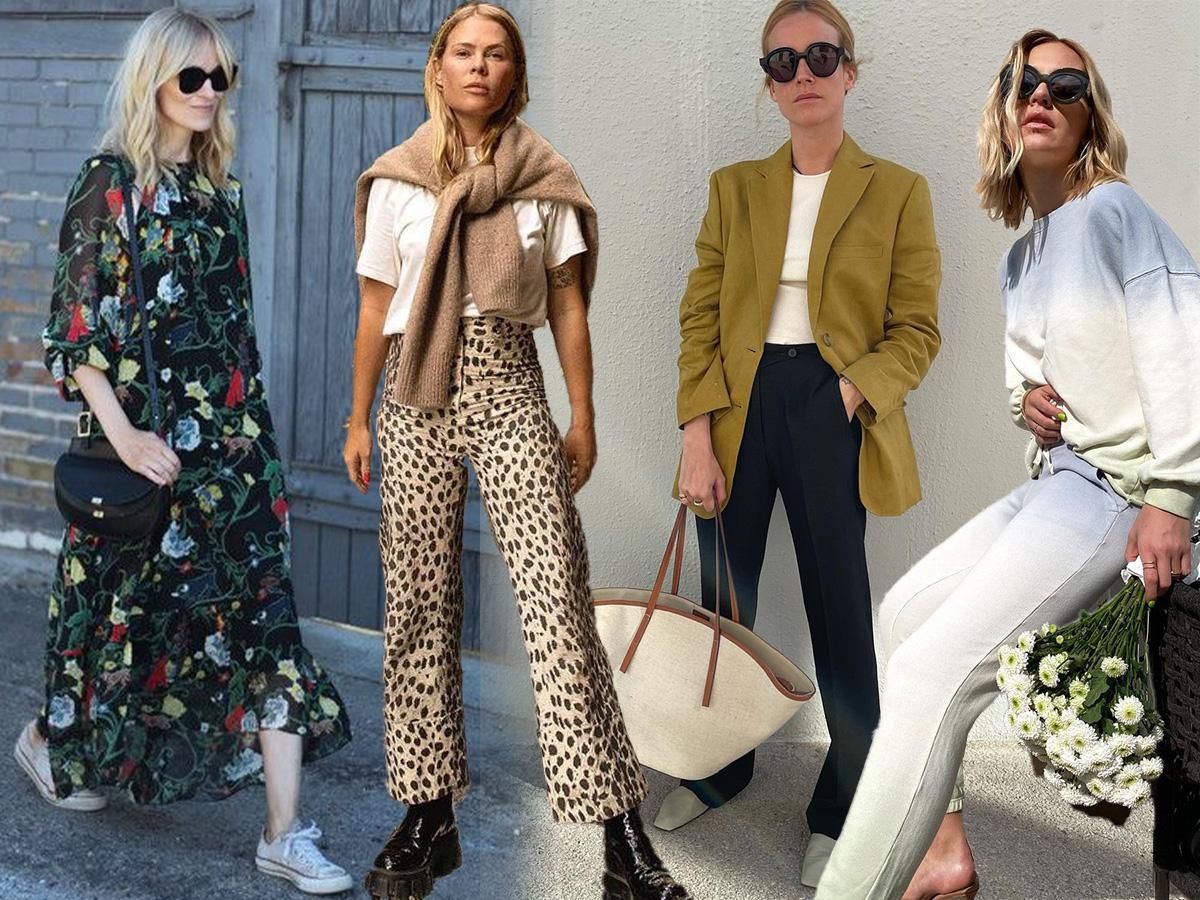 Αυτό το ΣΚ παίρνουμε στιλάτες ιδέες για casual ντύσιμο από τα it girls