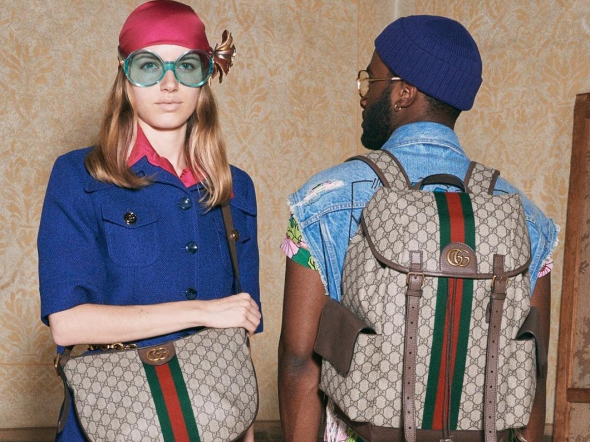 Gucci και Βalenciaga θα συνεργαστούν για πρώτη φορά στην ιστορία τους