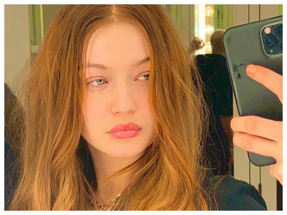 H Gigi Hadid μόλις μας έδωσε την τέλεια έμπνευση για τα μαλλιά μας