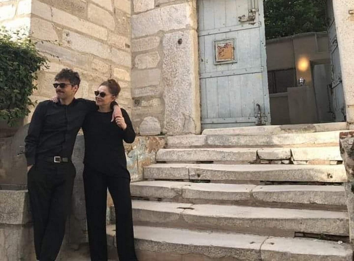 Φιλαρέτη Κομνηνού: Εύχεται δημόσια στον γιο της, Γιώργο Παπαγεωργίου, για τα γενέθλιά του