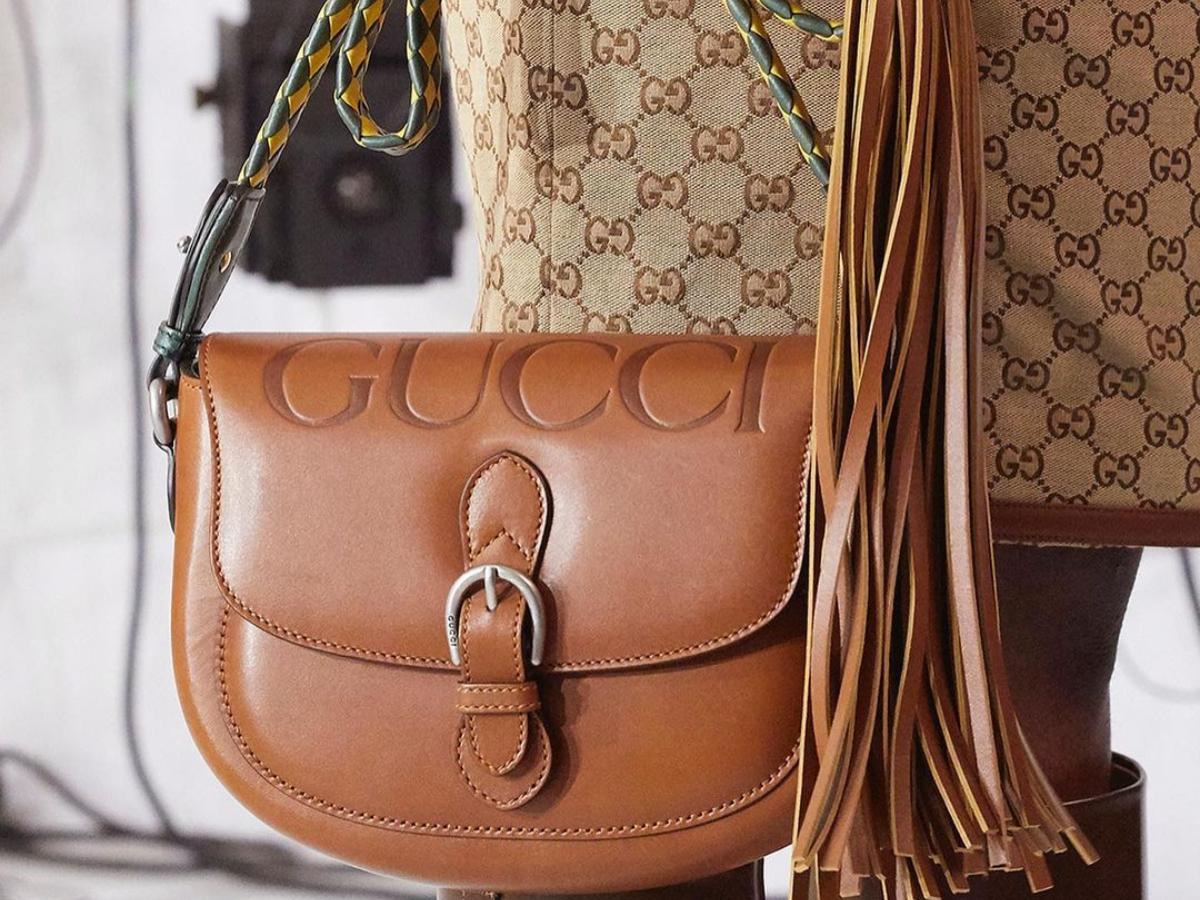H Gucci στην κορυφή της λίστας με τα πιο δημοφιλή brands του 2021