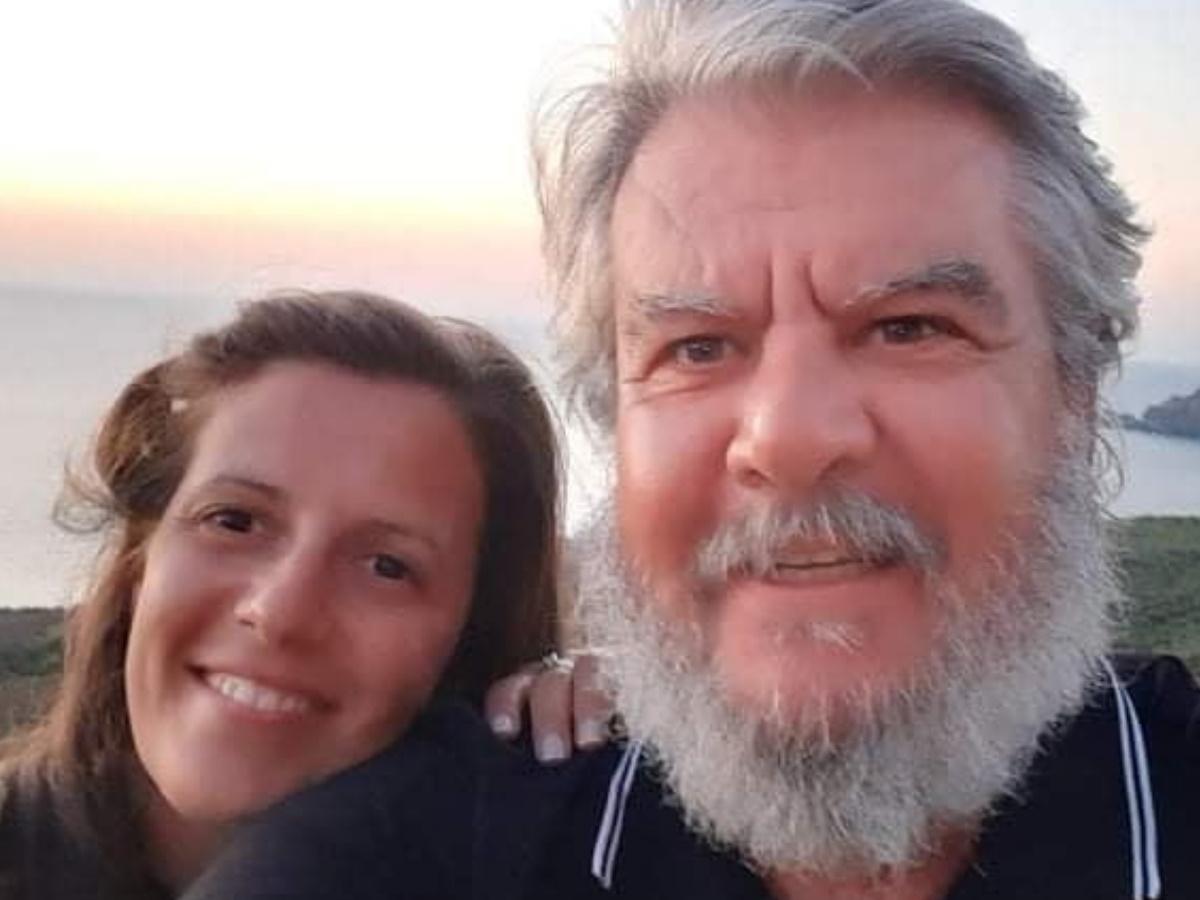 Βασίλης Χαλακατεβάκης: Θα γίνει μπαμπάς σε τρεις μήνες από την 20 χρόνια μικρότερή σύζυγό του!