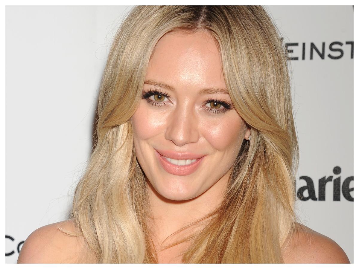 Hilary Duff: απέκτησε το τέλειο ξανθό!