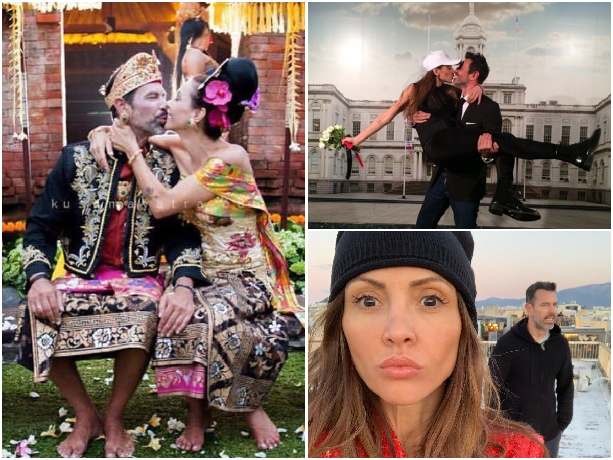 Ιωσήφ Μαρινάκης – Χρύσα Καλπάκη: Ο έρωτας με την πρώτη ματιά, οι δύο γάμοι και ο ξαφνικός χωρισμός μετά από 14 χρόνια