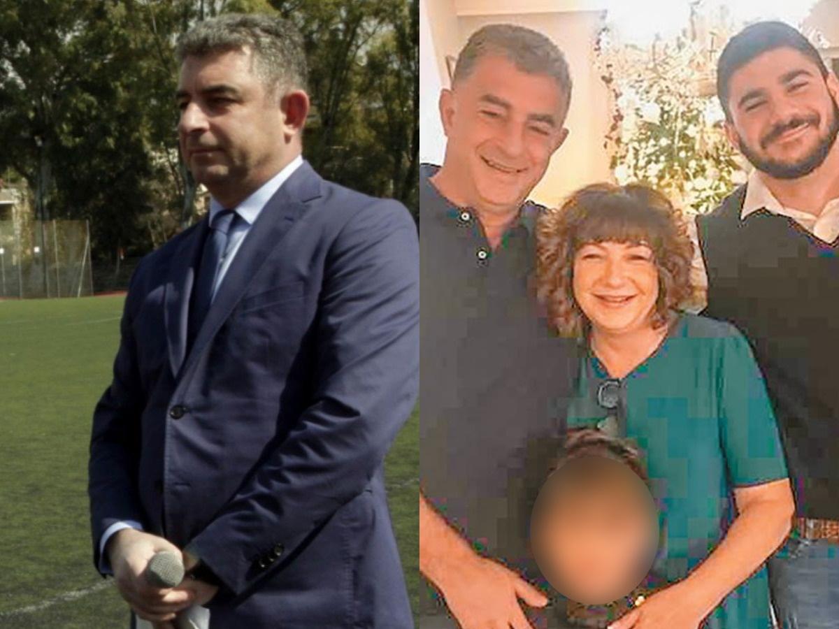 Γιώργος Καραϊβάζ: Τι κατέθεσε η σύζυγός του στις Αρχές