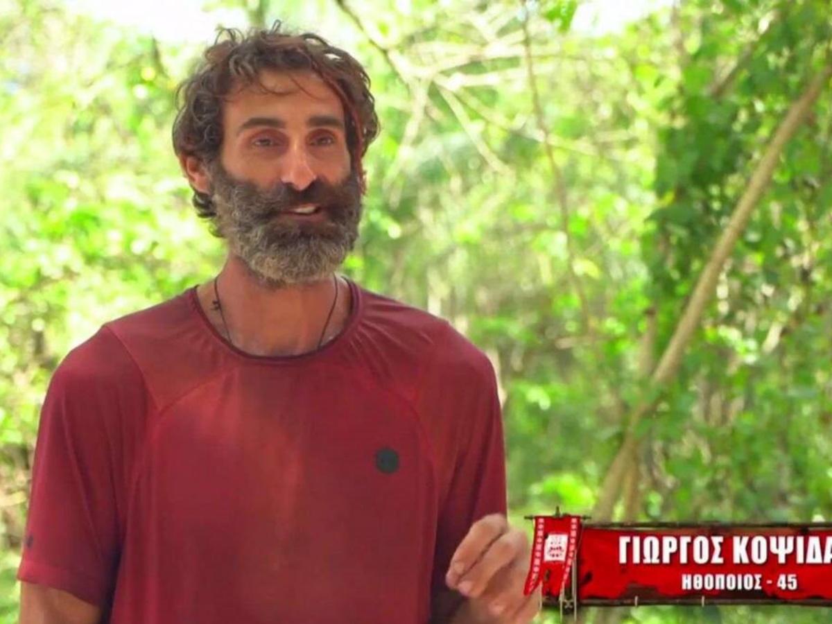 """Survivor – Γιώργος Κοψιδάς: """"Είχε γίνει μεγάλη παρανόηση με αυτό, δεν καταλαβαίνω γιατί το χρεώθηκα εγώ"""""""