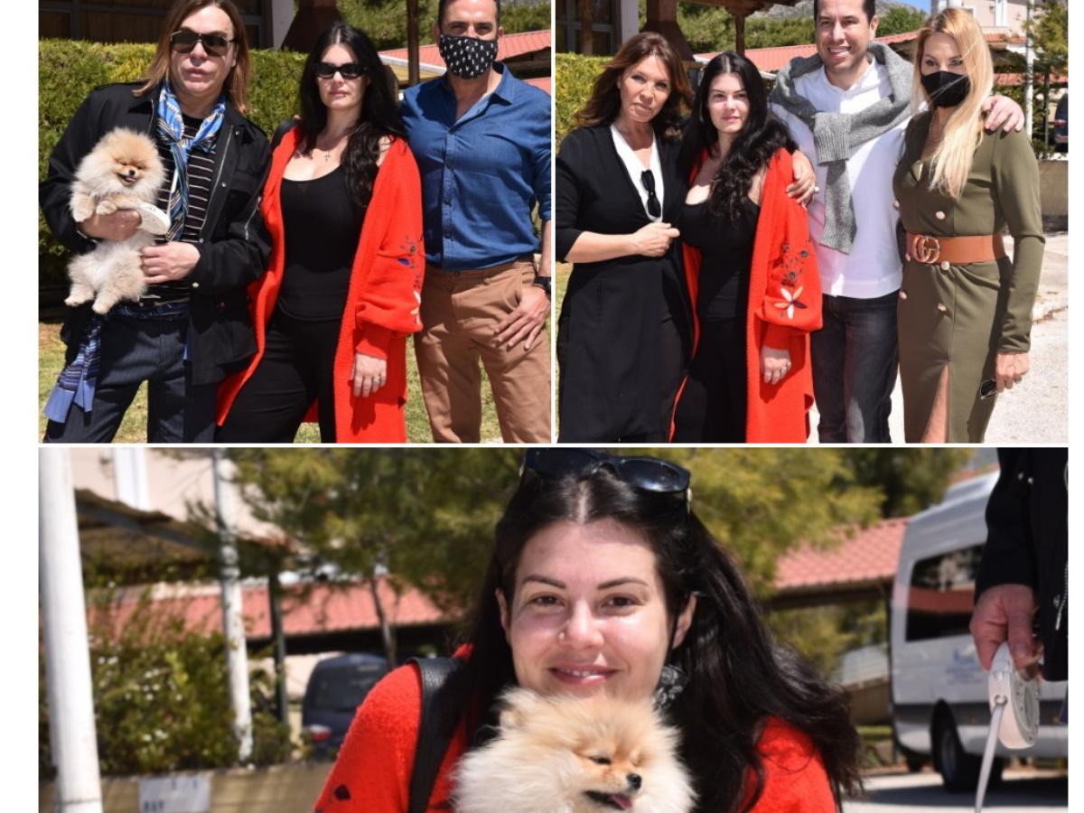Oι Έλληνες celebrities συναντήθηκαν μετά από καιρό για καλό σκοπό