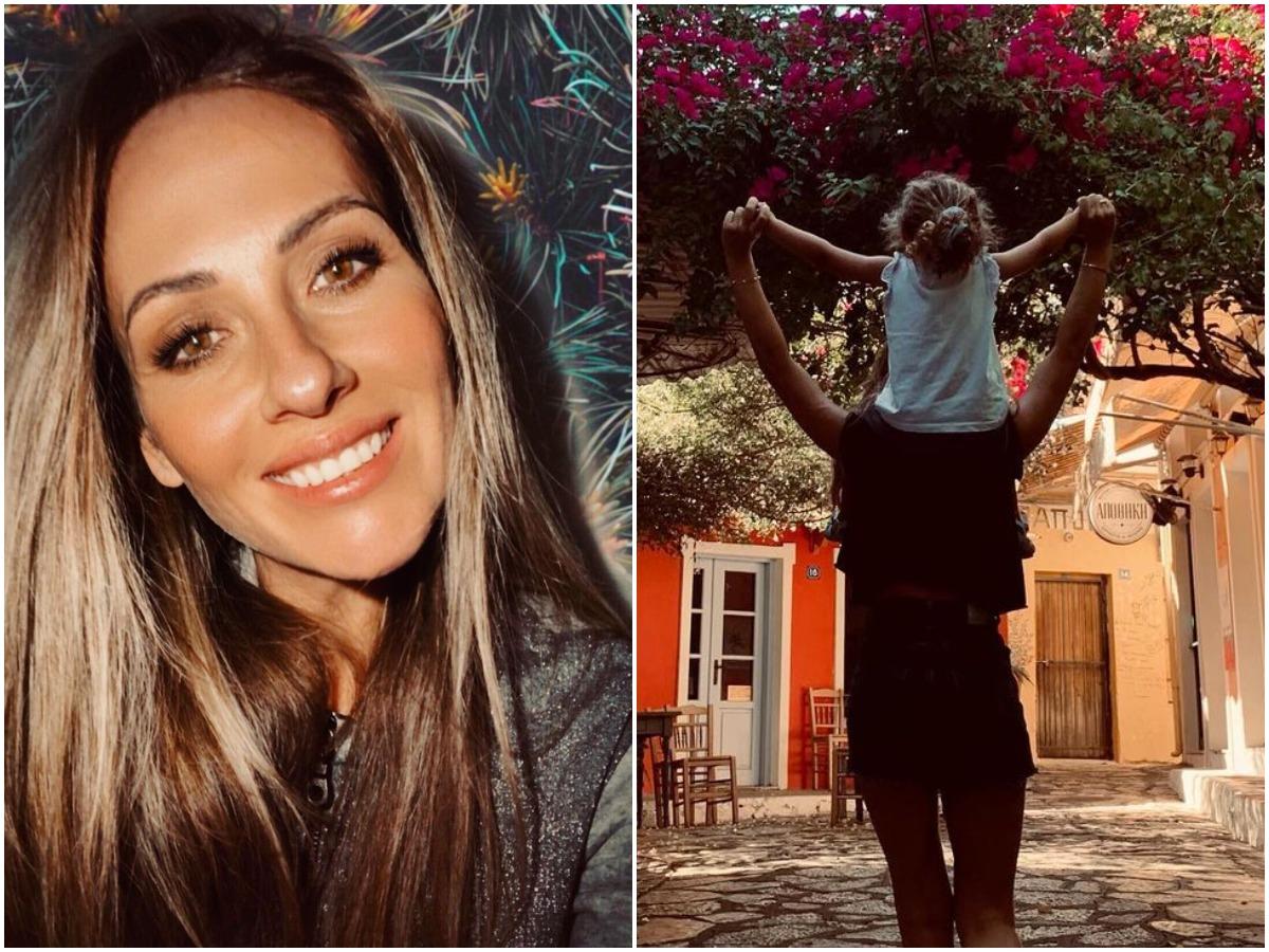 """Μαρία Δεληθανάση: Το κείμενο όλο νόημα ανήμερα των γενεθλίων της κόρης της – """"Μου δίνεις λόγους να παλεύω ακόμα κι όταν…"""""""