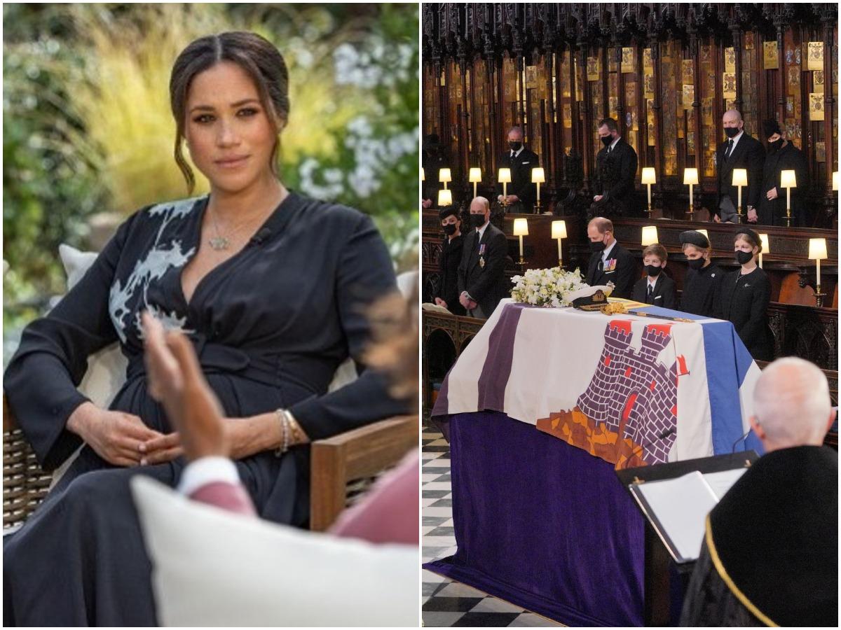 Πρίγκιπας Φίλιππος: Το σημείωμα της Meghan Markle στην κηδεία και το στεφάνι με τα ελληνικά φυτά