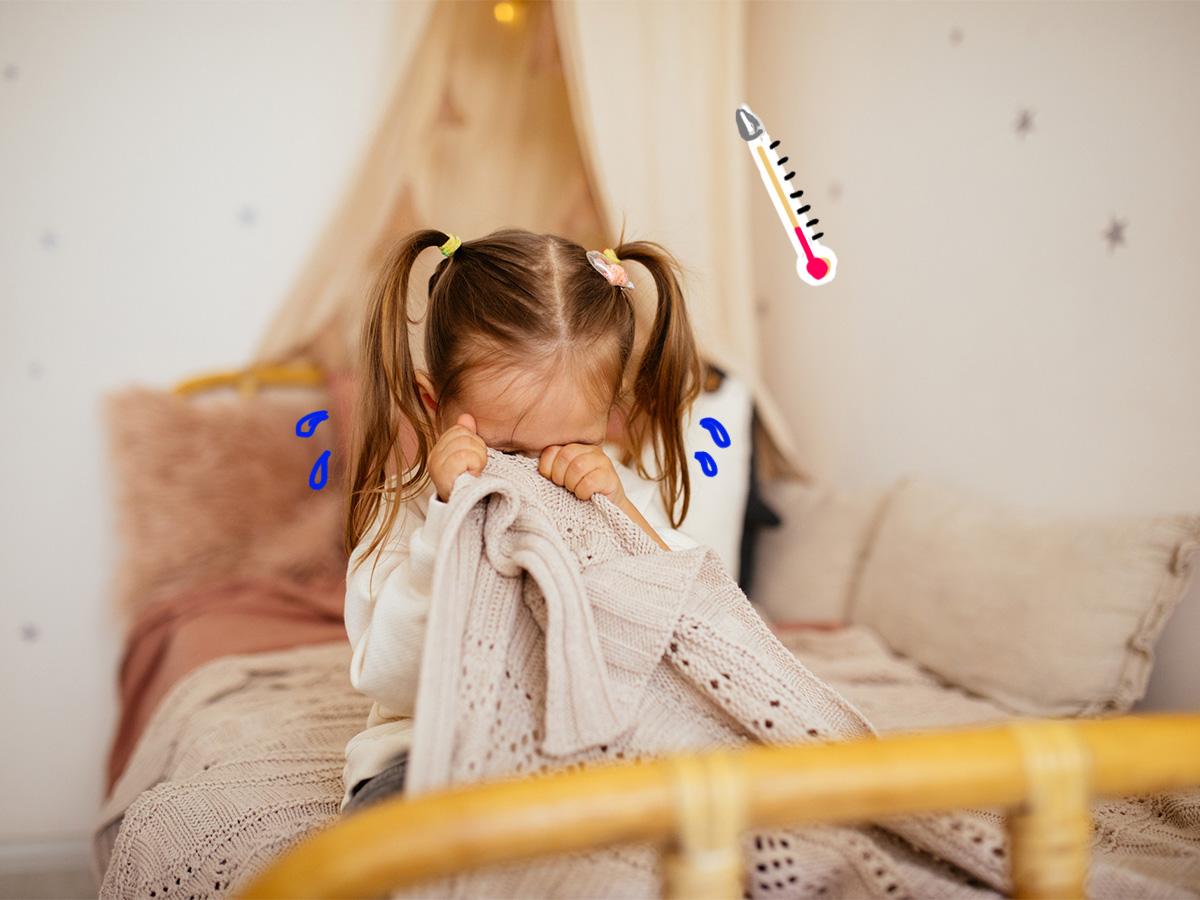 Αιφνίδιο εξάνθημα: Τι είναι και πώς μπορείς να το αντιμετωπίσεις μόλις εμφανιστεί στο παιδί