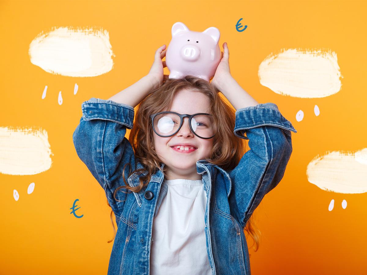 6 μαθήματα οικονομίας που μπορείς να διδάξεις στο μικρό σου ακόμα και σήμερα