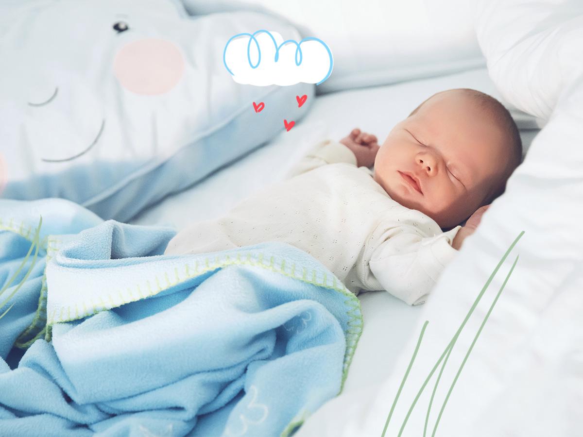 Νεογέννητο: 5 πρακτικές συμβουλές για να διευκολύνεις τον ύπνο του