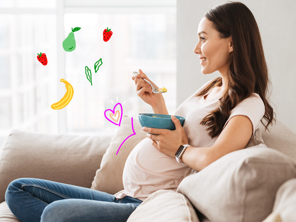 Λιγούρες στην εγκυμοσύνη: 5 υγιεινές τροφές για να τις ικανοποιήσεις