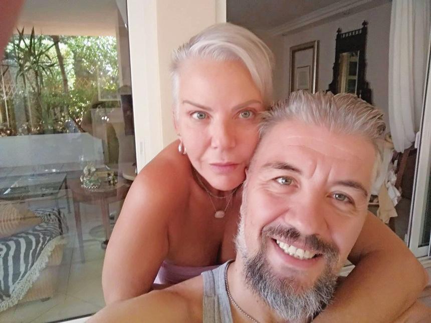 Νανά Παλαιτσάκη – Βασίλης Μιχαλόπουλος: Άγριος χωρισμός με εξώδικα, μηνύσεις και καταγγελίες για βία