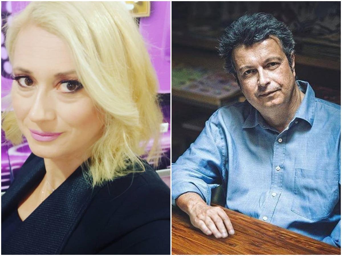 """Πέτρος Τατσόπουλος: Έξαλλος με τη Ραχήλ Μακρή για την υβριστική ανάρτηση για Νίκο Ζαχαριάδη – """"Αυτό το θλιβερό σκατόψυχο υποκείμενο""""…"""