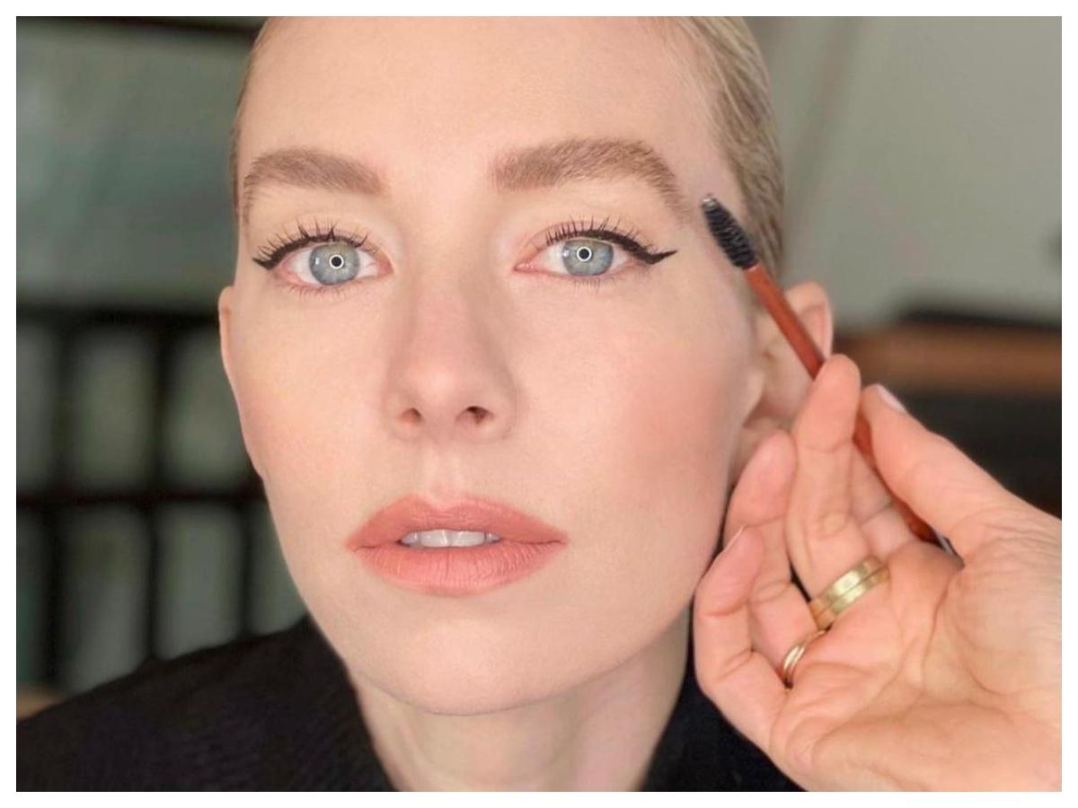 Όλες οι λεπτομέρειες για το μακιγιάζ της υπέροχης Vanessa Kirby στα Bafta Awards