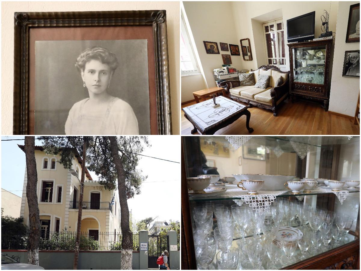 Πριγκίπισσα Αλίκη: Η βίλα, τα έπιπλα και τα προσωπικά αντικείμενα της μητέρας του πρίγκιπα Φιλιππου – Φωτογραφίες