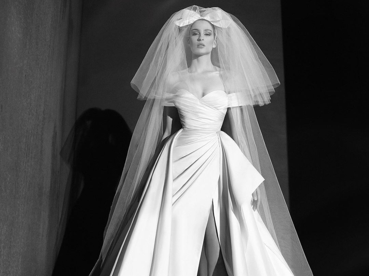 Ρίξαμε μία ματιά στην υπέροχη Bridal συλλογή του Zuhair Murad