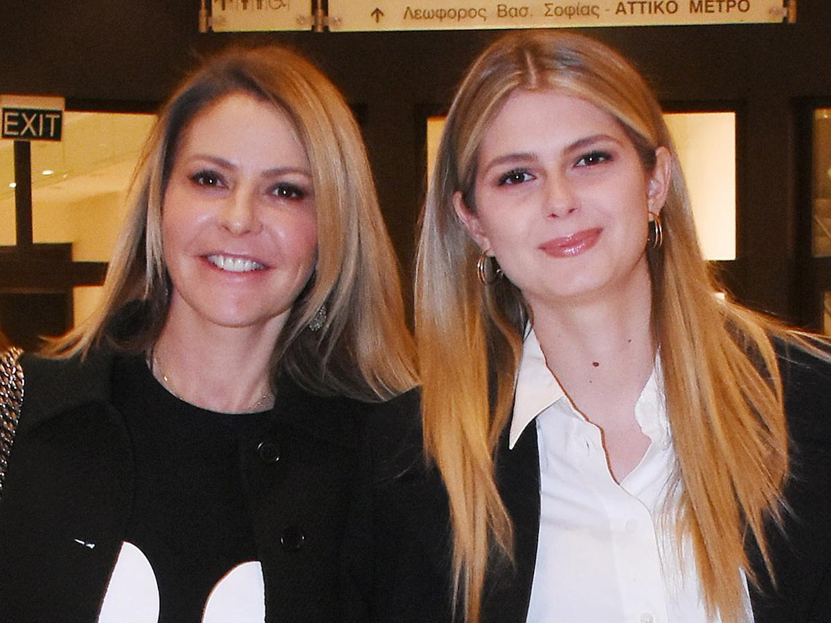 Τζένη Μπαλατσινού: Οι φωτογραφίες και οι τρυφερές ευχές για τα γενέθλια της κόρης της, Αμαλίας Κωστοπούλου