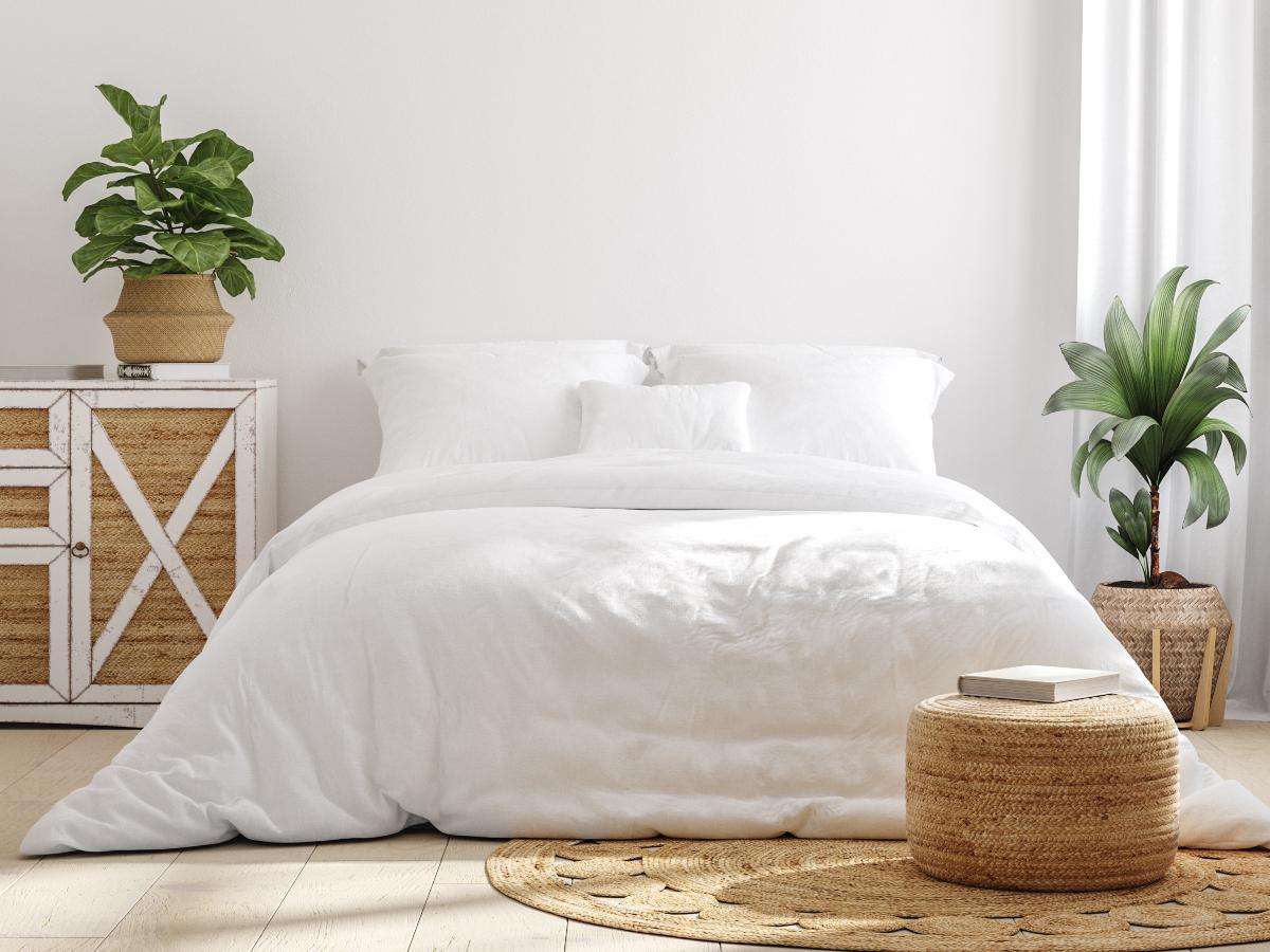 Summer Feeling για το υπνοδωμάτιό σου με απλές κινήσεις