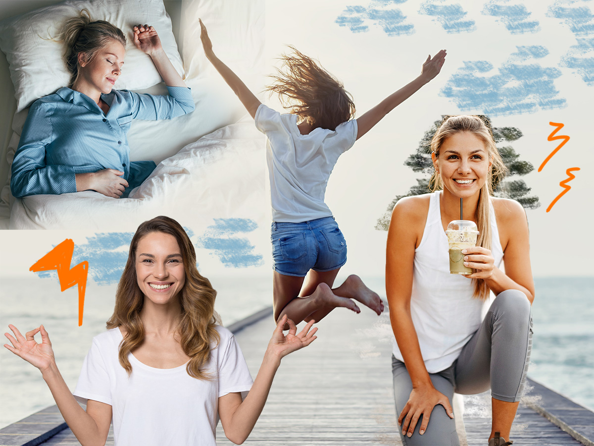 Αισθάνεσαι πεσμένη; 5 τρόποι να ανεβάσεις την ενέργεια σου