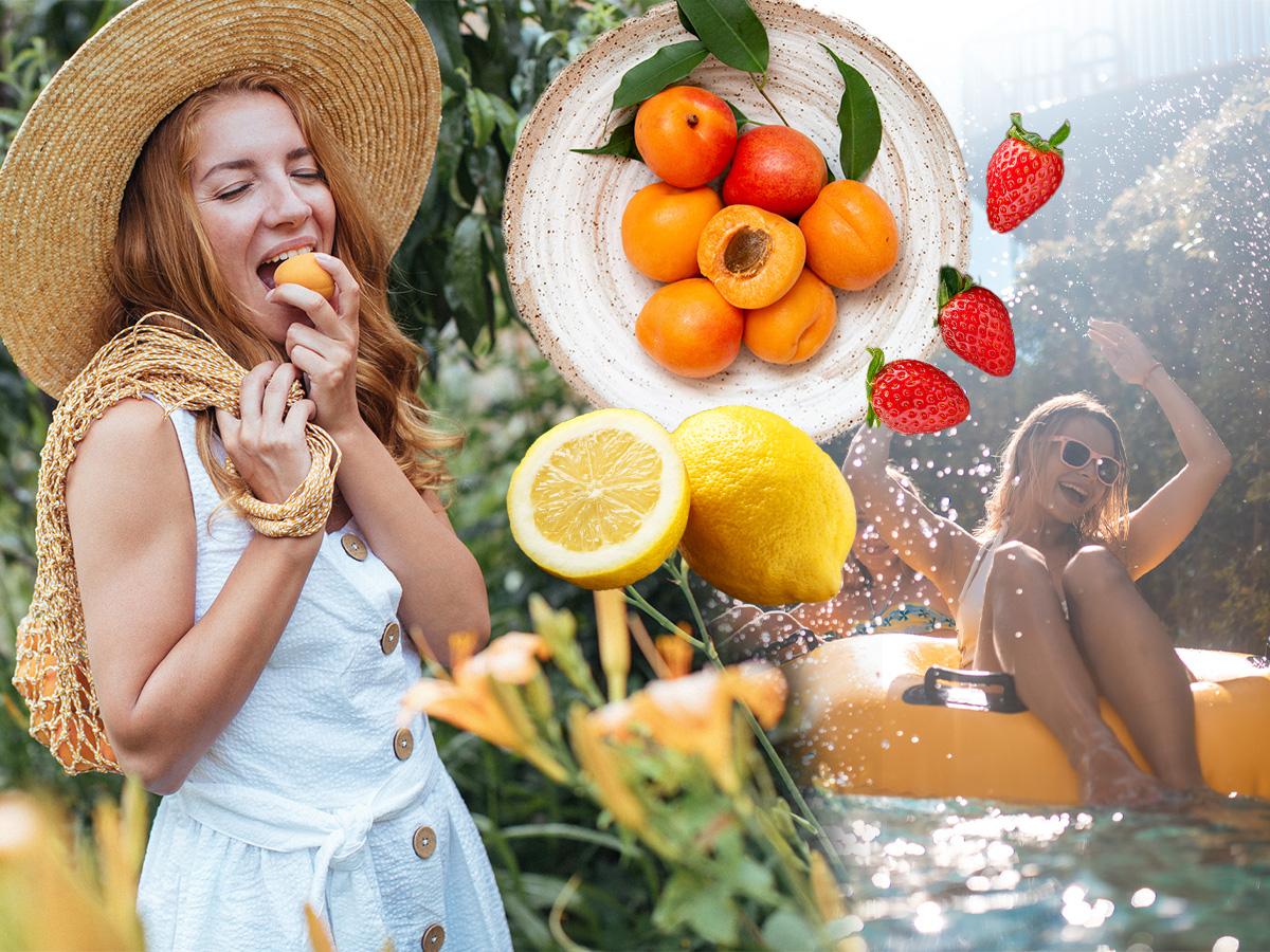 Ζεσταίνεσαι; Οι τροφές που θα ρίξουν την θερμοκρασία του σώματος