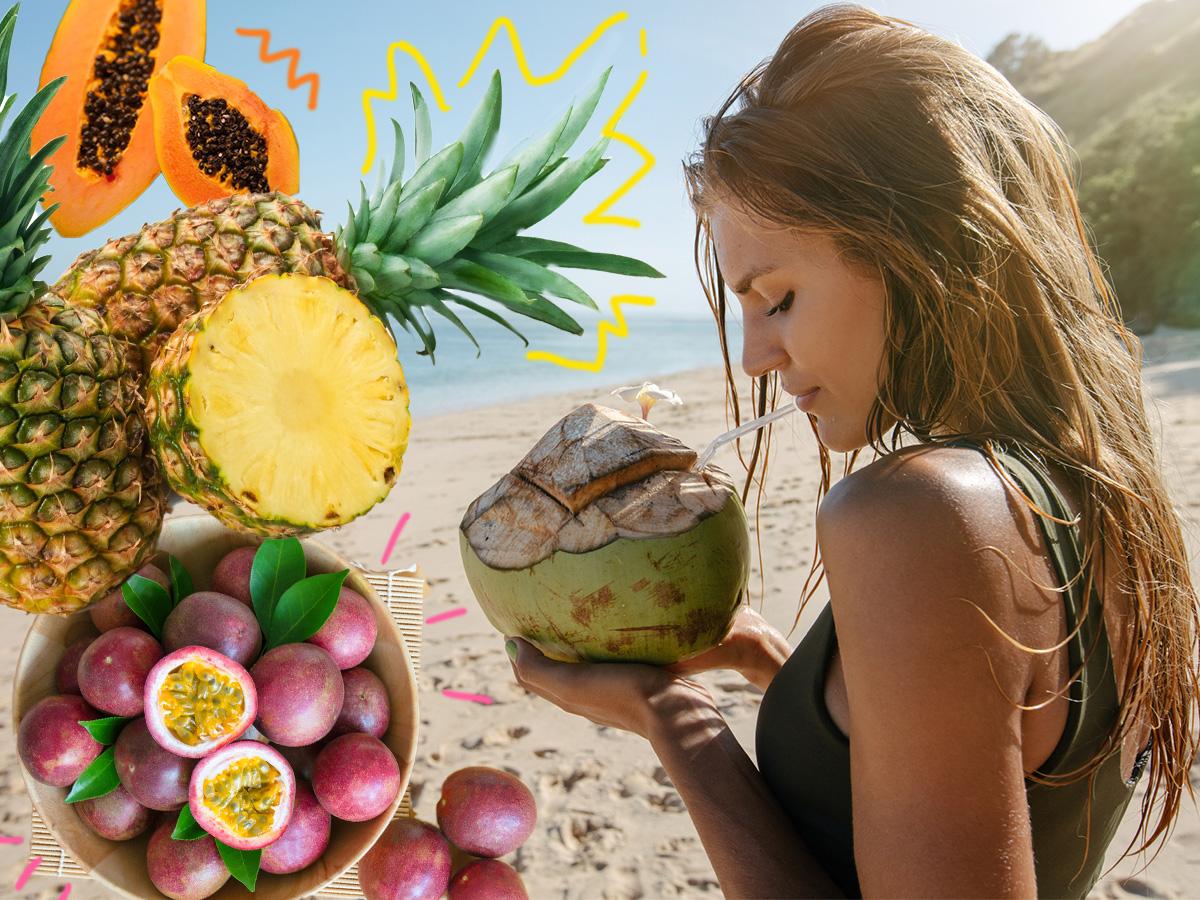 Εξωτικά φρούτα: Φέρνουν το καλοκαίρι στη διατροφή σου και σε αδυνατίζουν. Τι άλλο σου προσφέρουν;