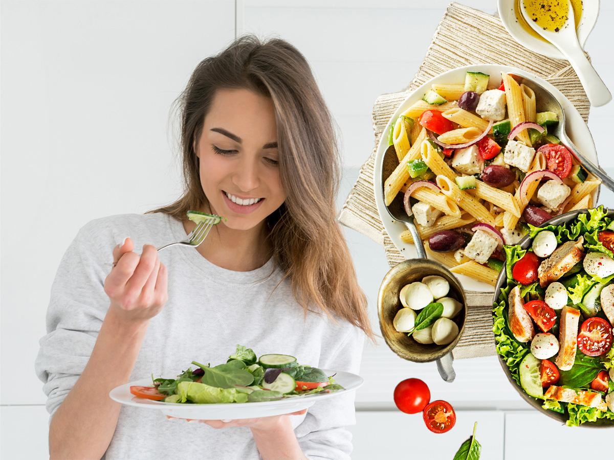 Σαλάτες: 5 χορταστικές συνταγές με λίγες θερμίδες για το κυρίως σου