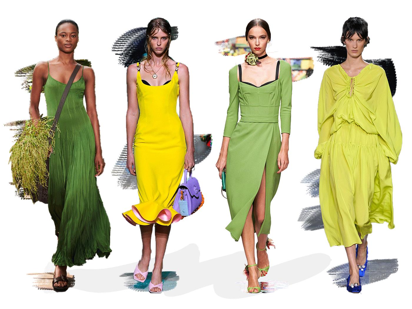 Colorful! Πως να φορέσεις τα πιο δυνατά χρώματα της σεζόν
