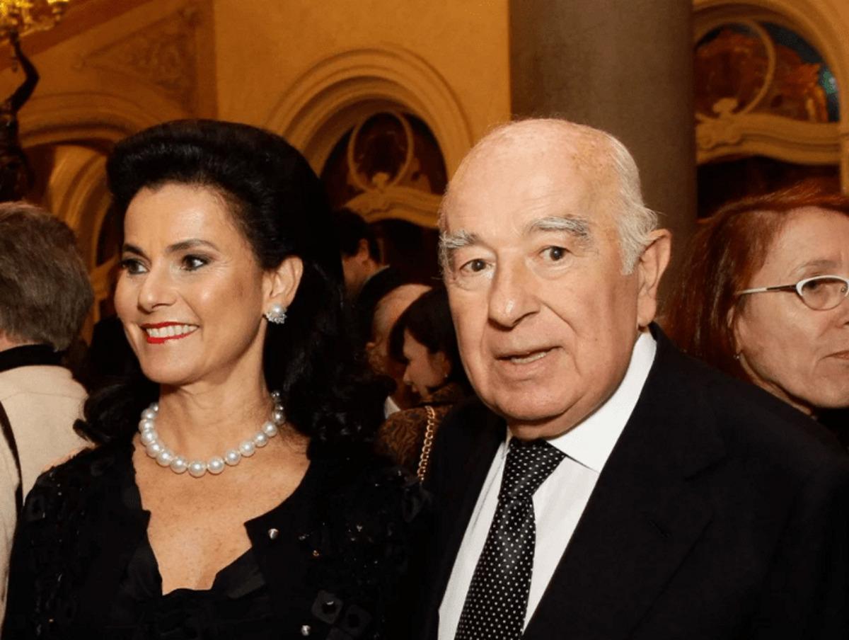 Βίκυ Σάφρα: Η πλουσιότερη Ελληνίδα σύμφωνα με τη λίστα Forbes – Η παραμυθένια ζωή της