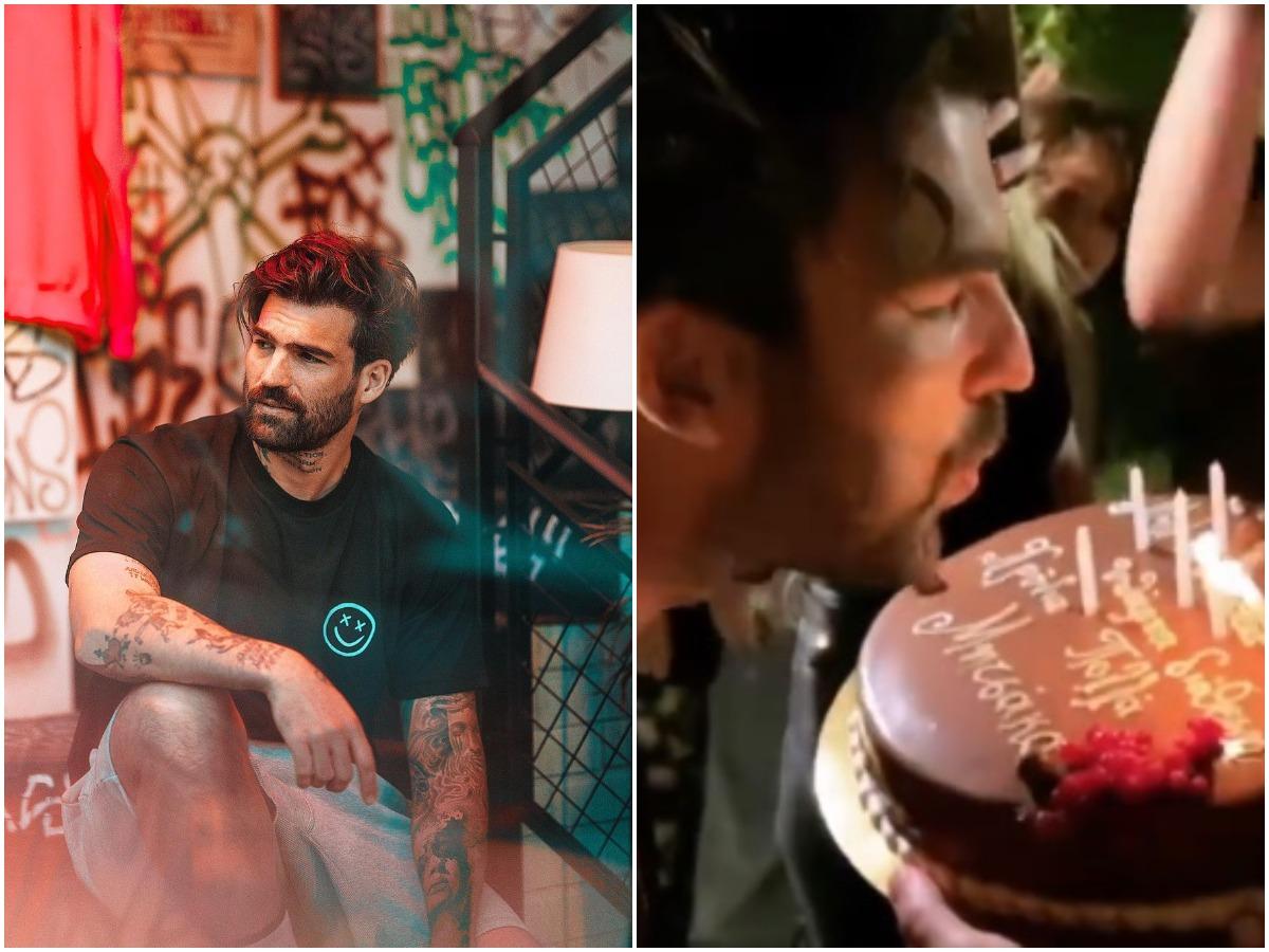 Δημήτρης Αλεξάνδρου: Ξεφάντωσε στο πάρτι για τα γενέθλιά του – Ποια γνωστή τραγουδίστρια τραγούδησε; Βίντεο