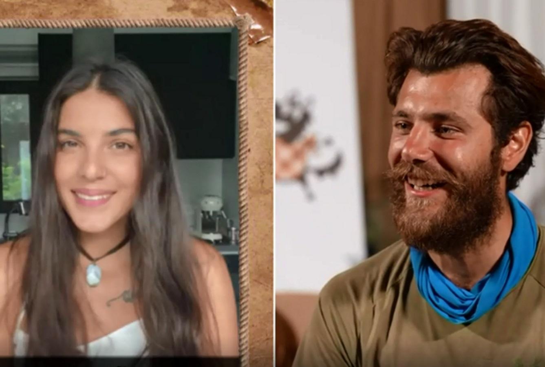 Survivor: Η Άννα Μαρία Βέλλη επέστρεψε στο reality… στέλνοντας μήνυμα στον Νίκο Μπάρτζη