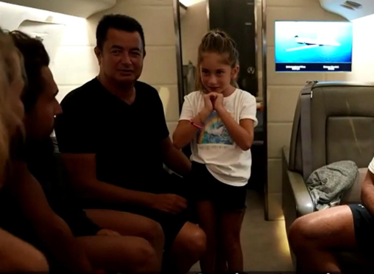 Survivor: Ο Ατζούν Ιλίτζαλι μας σύστησε την 8χρονη κόρη του – Ο διάλογός της με τους παίκτες