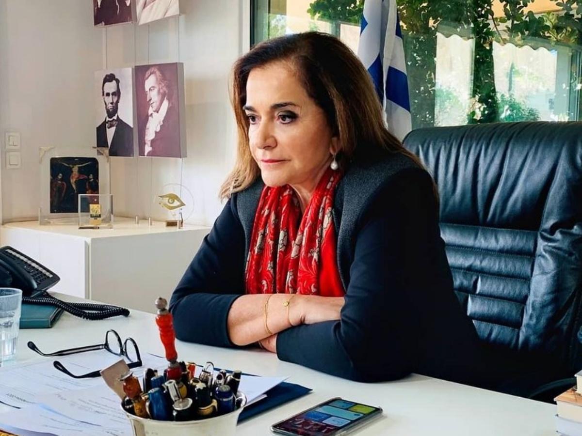 Ντόρα Μπακογιάννη: Η συγκινητική ανάρτηση για τα εννέα χρόνια από τον θάνατο της μητέρας της, Μαρίκας Μητσοτάκη