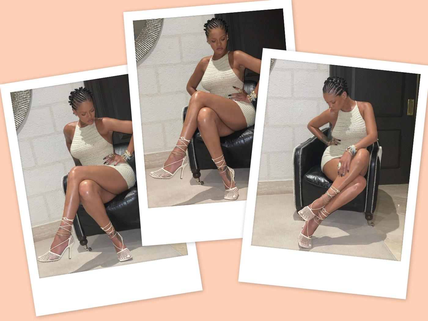 Αυτά τα προϊόντα θα σου δώσουν τα λαμπερά πόδια της Rihanna όλο το καλοκαίρι