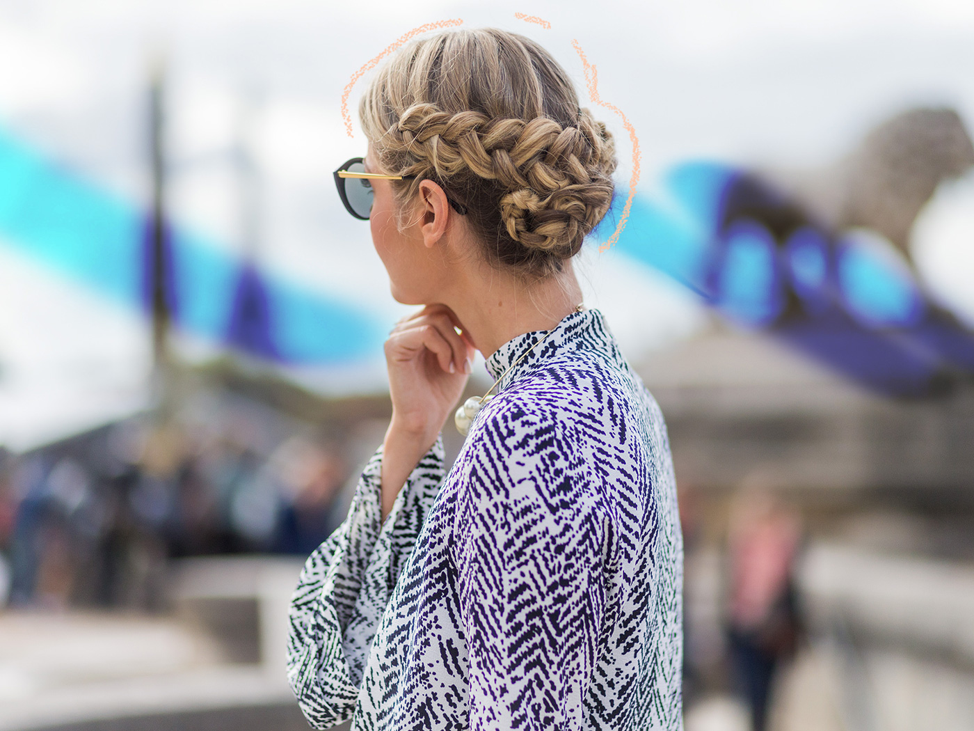 Καλοκαίρι σημαίνει πλεξίδες στα μαλλιά! 5 video tutorial για να μάθεις να τις κάνεις