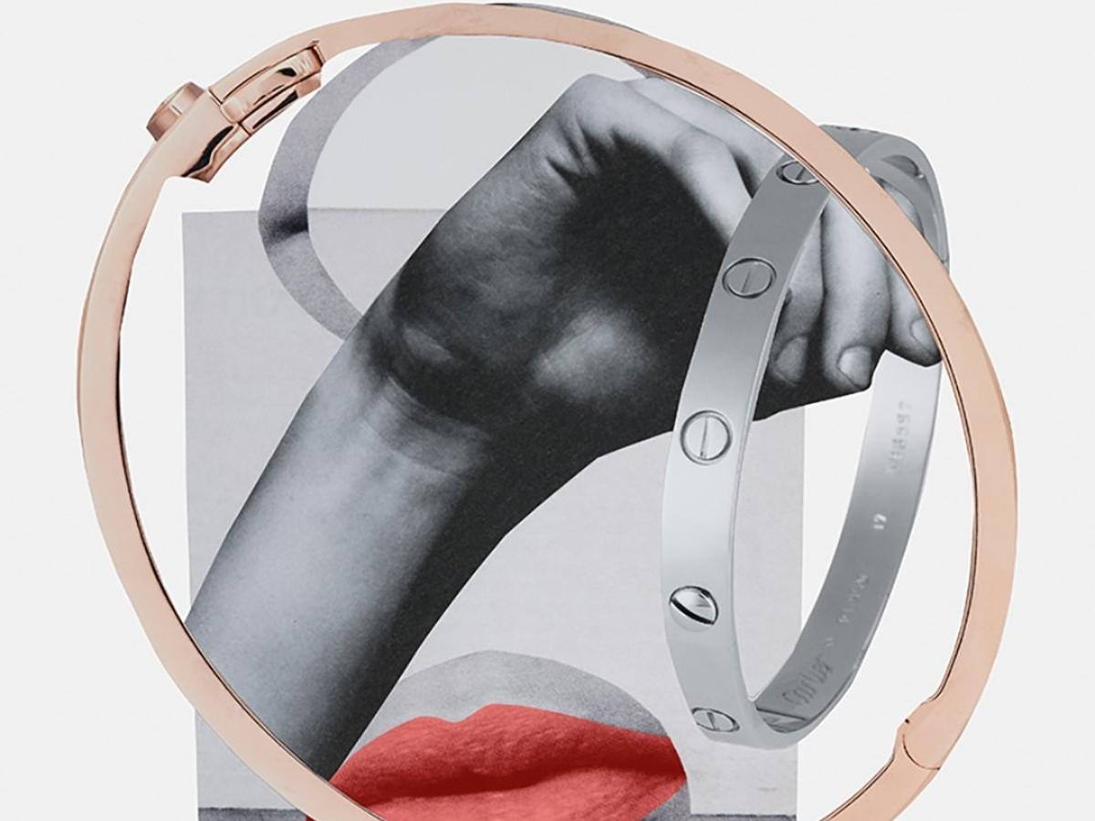 Το εμβληματικό βραχιόλι Love Cartier γίνεται και κολιέ!