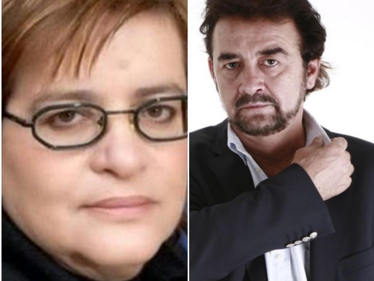 """Ντέπυ Γκολεμά: H συγκινητική ανάρτηση για τον θάνατο του δημοσιογράφου Γιώργου Χουλιάρα – """"Μου ήρθε κεραμίδα"""""""