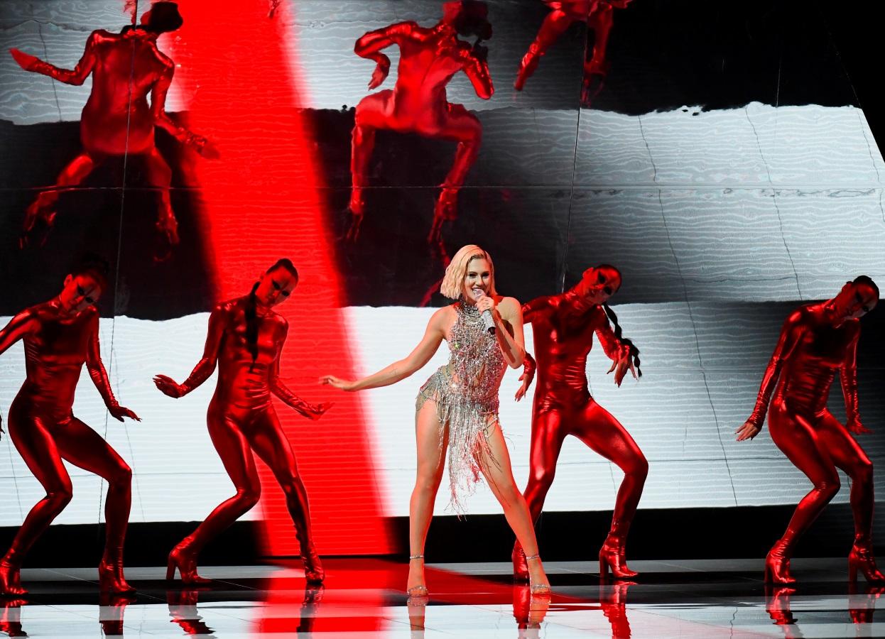"Eurovision 2021 – Έλενα Τσαγκρινού: ""Έκρηξη"" στο Ahoy Arena με την εμφάνισή της στον μεγάλο τελικό"