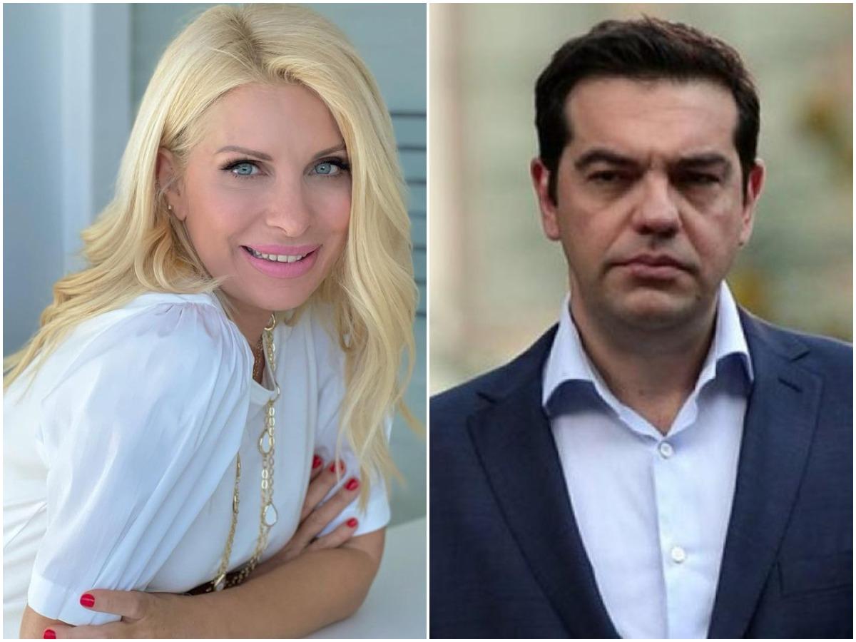 Ελένη Μενεγάκη – Αλέξης Τσίπρας: Δεν θα πιστέψεις τι κοινό έχουν η παρουσιάστρια με τον πρόεδρο του ΣΥΡΙΖΑ