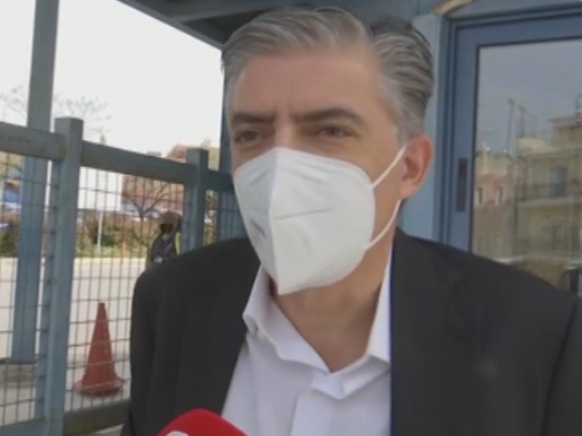 """Νίκος Ευαγγελάτος – Έκανε το εμβόλιο κατά του κορονοϊού: """"Δεν είχα κανέναν ενδοιασμό και καμία σκέψη"""""""
