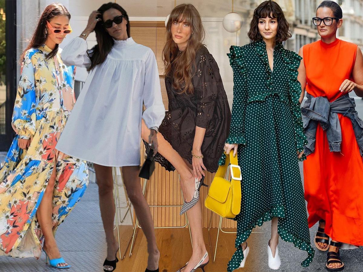 Aέρινο φορέμα: Η πιο σωστή επιλογή αν θες να είσαι στιλάτη όλη μέρα