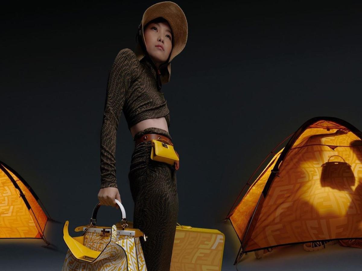 Camping με Fendi: O ιταλικός οίκος λανσάρει συλλογή αποκλειστικά για τις διακοπές