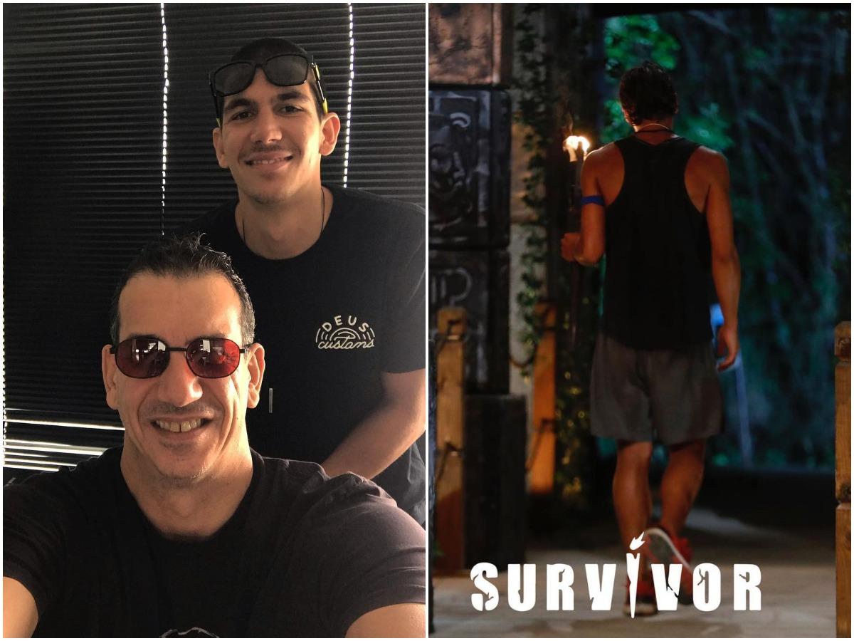 Survivor – Παύλος Γαλακτερός: Συγκινεί το μήνυμα του πατέρα του Νάσου Γαλακτερού μετά την αποχώρησή του