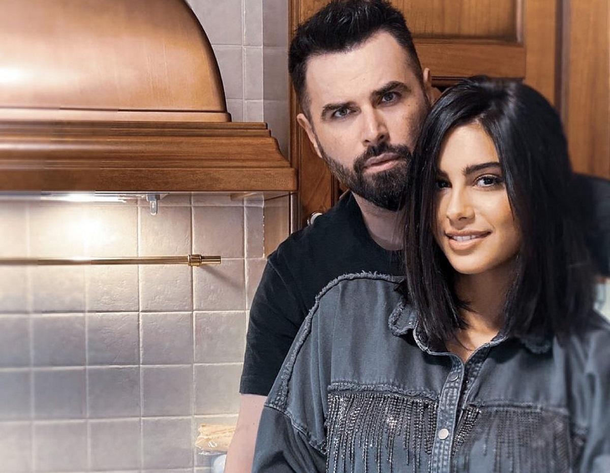 Γιώργος Παπαδόπουλος: Οι τρυφερές ευχές της εγκυμονούσας συζύγου του για τα γενέθλιά του