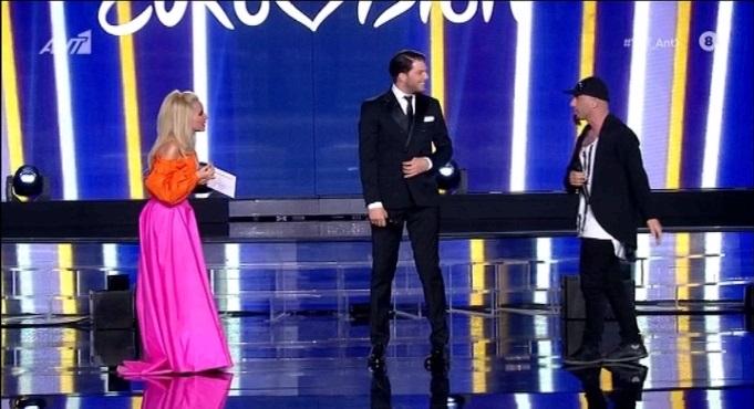 "YFSF: Λούκας Γιώρκας και Λευτέρης Ελευθερίου έβαλαν ""φωτιά"" στη σκηνή του show"