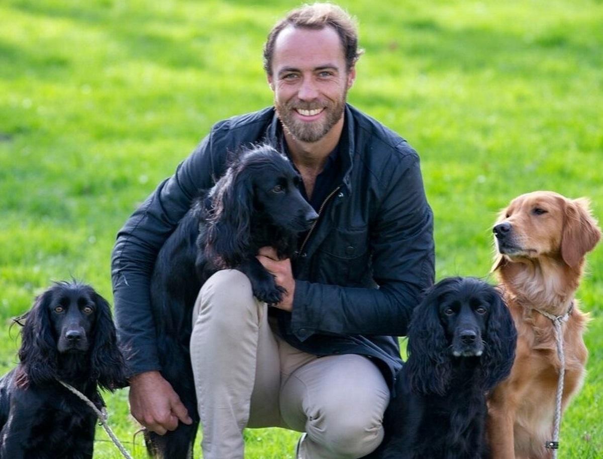 James Middleton: Συγκλονίζει ο αδερφός της Kate, μιλώντας για τη μάχη του με την κατάθλιψη