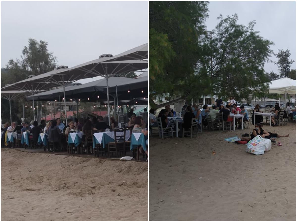 Εστίαση: Γεμάτα τα… τραπεζάκια έξω στις παραλιακές ταβέρνες – ΤLIFE ρεπορτάζ
